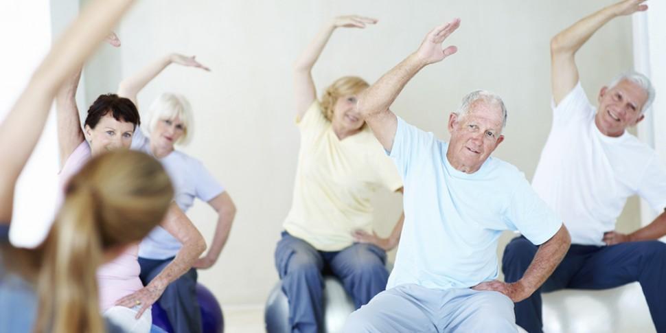 Тренировки для пожилых в Челябинске