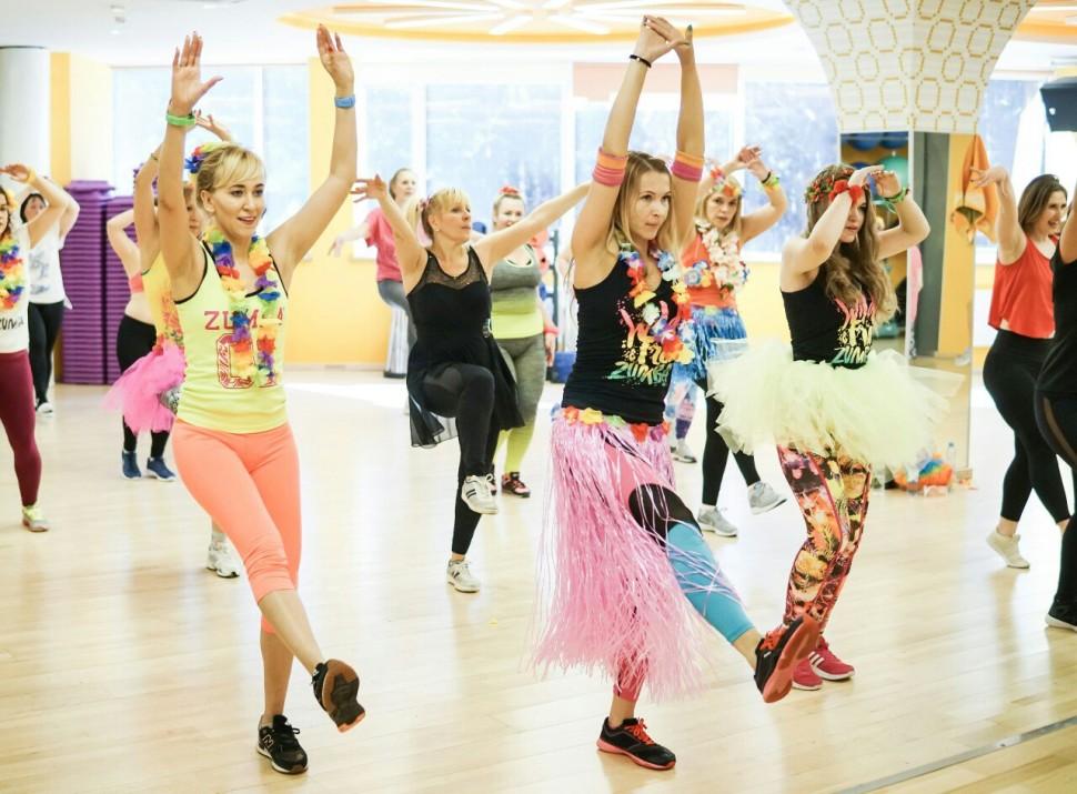 Тренировки Зумба в Челябинске